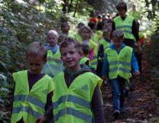 Verkeer rond de school / Tips voor ouders en afspraken met kinderen