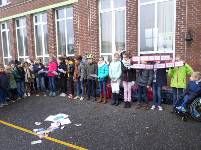 Kids' Choice opent de dag met 'ORDE OP DE SPEELPLAATS'