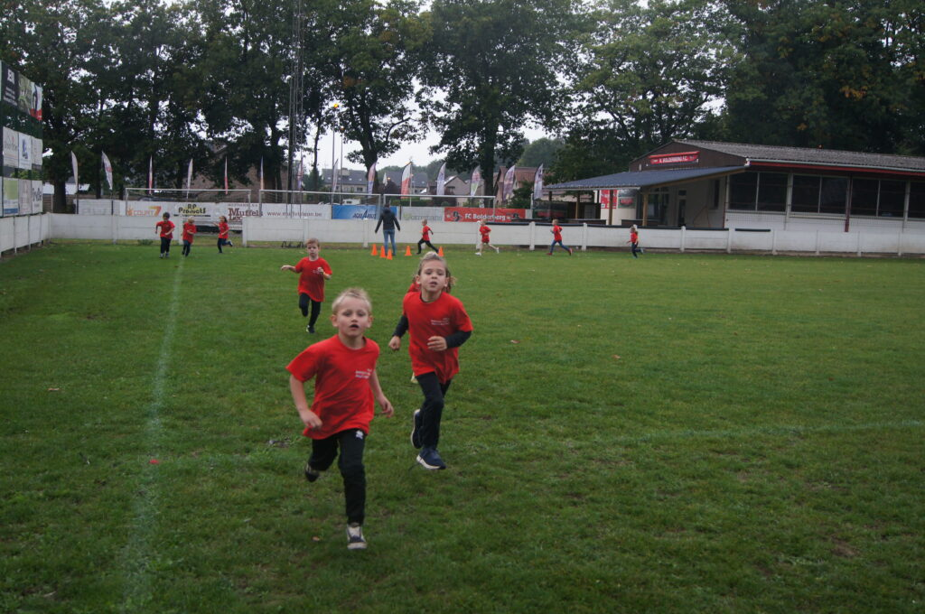 Bolderbergse veldloop op 30 september